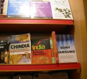 Hong Kong Airport Bookshops