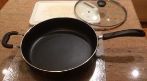 new saucepan